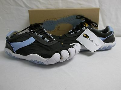 save off 70170 ea5a1 Vibram Five Fingers Size EU 36 US 6.5 Speed XC Black New Womens Athletic  Shoes