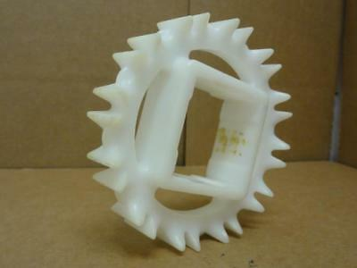 """170611 Old-Stock, Intralox S3F8G5CHE7NG Conveyor Sprocket, 1-1/2"""" Sq Bore, 12T"""