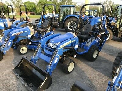 NEW HOLLAND WORKMASTER 25S  Stk#35723