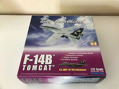 """1/72 Witty Wings, Sky Guardians, F-14, Jolly Rogers """"Mutha"""""""