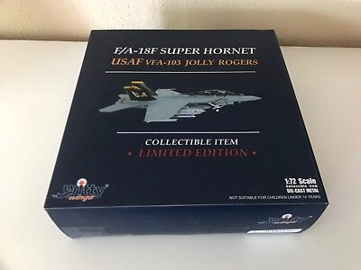 1/72 Witty Wings, F/A-18F, Jolly Rogers, Super Hornet