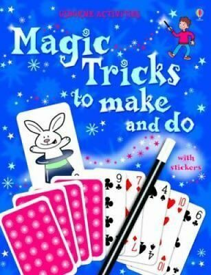 Magic Tricks to Make and Do by Ben Denne 9781409538967 (Paperback, 2011)