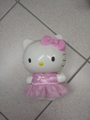 Hello Kitty Badeschaum Figur Ballerina
