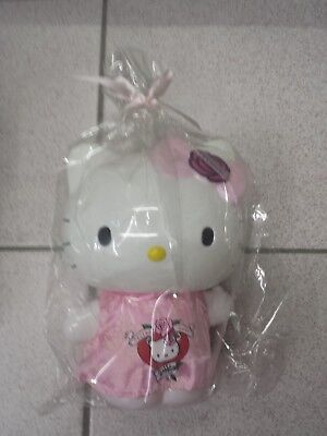 Hello Kitty Badeschaum Figur rosa