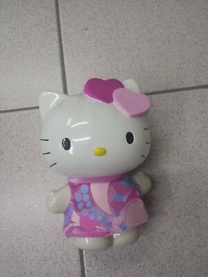 Hello Kitty Badeschaum Figur hippi