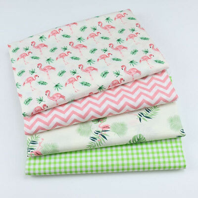 One PCS Cotton Fabric Pre-Cut Quilt Cloth Fabric for Sewing Pineapple D33