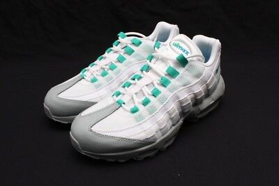 NIKE AIR MAX 95 Essential Light Pumice Clear Emerald 749766 032