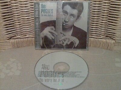 The Pogues : The Very Best of The Pogues CD (2001) FREE POST