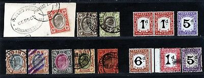 South Africa Transvaal Ke Issues To 10/ Fine Used Lot.    A646