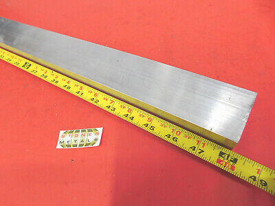 "1""x 2""x 1/8"" Wall ALUMINUM RECTANGLE TUBE 6063 T52 x 48"" Long 1.0""x 2.0"