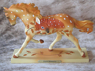 TRAIL OF PAINTED PONIES Fawn Memories~Low 1E/0259~Blessings of Spring & New Life