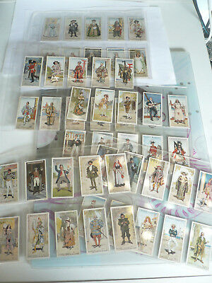 full set of 50 cards john player and sons gilbert and sullivan A serie 1925