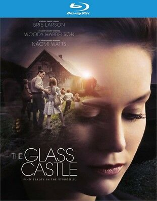 The Glass Castle (Blu-ray Disc, 2017)