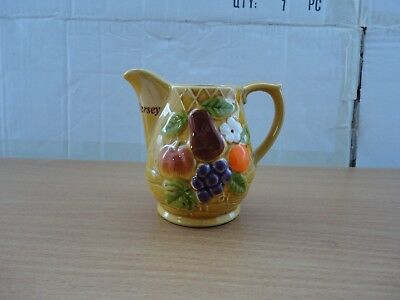 Jersey Milk Jug A Regal Product Design Souvenir Ornament Channel Islands Pottery