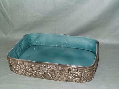 Beswick Oblong Dish Decorated with Shells No.1996