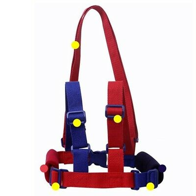 SAFETY HARNESS Baby Kid Toddler Learning Assistant Moon Walk Walker Reins