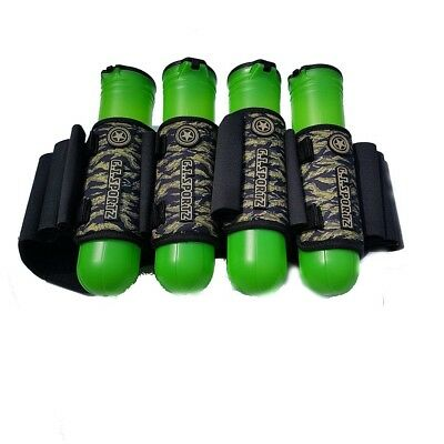 Paintball  Battlepack G.I. Sportz Race Pack 2.0  +  4 Dye Pods Pot Pötte Lime