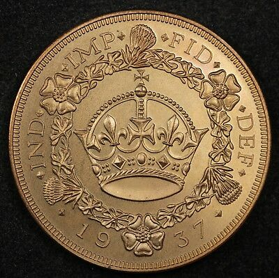 Edward VIII, Great Britain Copper Proof.  Silver Dollar Size.  123570