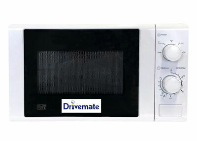 320 Watt - Low power White Microwave Oven  [MSC.IG2071]