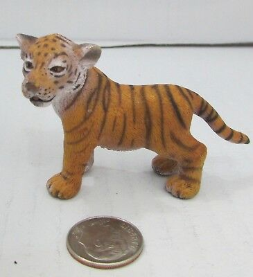 Schleich Tiger Cub Standing Retired 14371