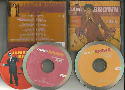 JAMES BROWN The Singles Volume 4 HITS & RARITIES REMASTERED 2 CD Limited Edition