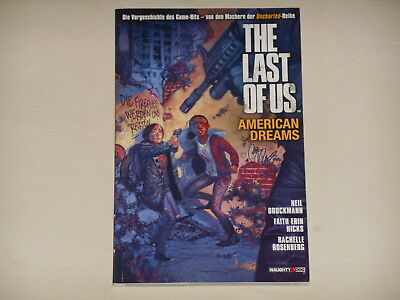 The Last of Us: American Dreams, Comic, Cross Cult,  Uncharted, SC Comic 2013
