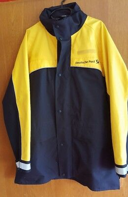 Deutsche Post Goretex Regenjacke 52/54