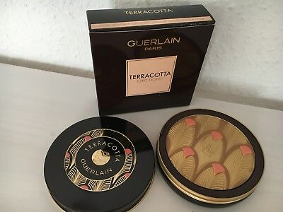 Guerlain Terracotta Chic Tropic Sun Light Duo Bronzing Powder Gesicht Dekolleté