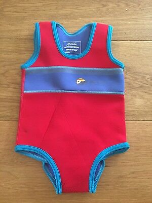 Mothercare Baby Neoprene Wetsuit 12-18-24 Months