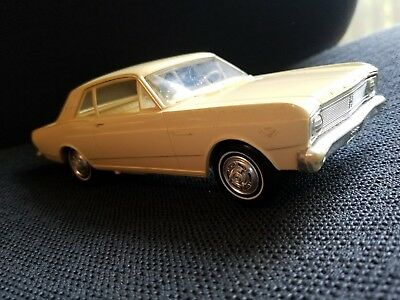 1966 Ford Falcon Futura Promo toy car  from dealer when you bought the real car