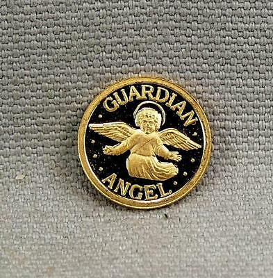Guardian Angel 1/20th OZ .9999 Fine Gold Coin!
