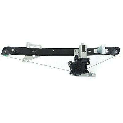 Power Window Regulator For 2003-2014 Volvo XC90 Rear, Driver Side With Motor