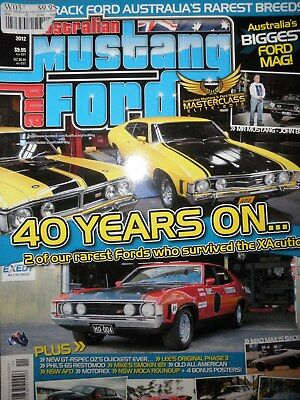 Mustang & Ford 2012 69 & 70 Mach 1 65 Coupe XY GT HO Phase 3 XA GT Falcon FPV GT