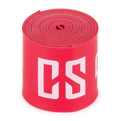 Capital Sport Kompressionsband Taping Floss Band Functional Fitness 2M Rot