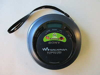 vintage: SONY cd walkman d-ej621 disc man