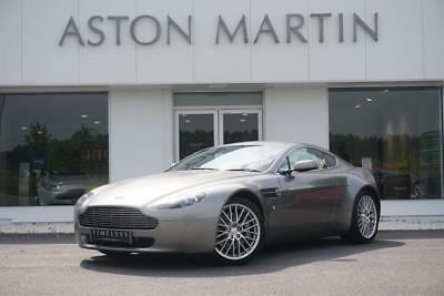 2009 Aston Martin V8 Vantage Coupe 2dr Sportshift (420) Automatic Petrol Coupe