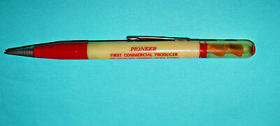 Vintage THADCO Mechanical Pencil Advertising Pioneer Seed Corn Indianapolis, IN