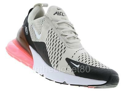 Nuove SCARPE NIKE Sneaker Donna ah6789 700 Air Max 270 W Beige Fawn Women