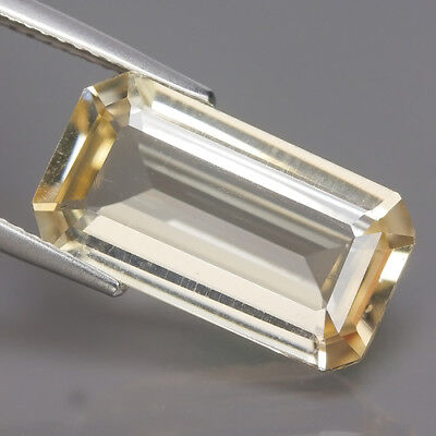 6.916 Ct Natural Unheated SCAPOLITE Octagon Gemstone @ See Video !!