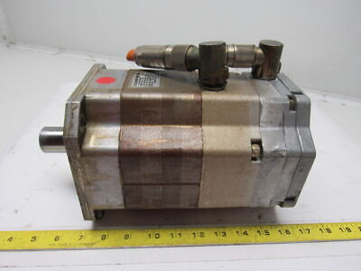 Siemens 1FK6083-6AF71-1TH0 Brush Less Servo Motor W/Brake