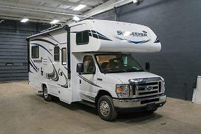 2018 Forest River Sunseeker 2350 LE 2300 Ford Class C Motorhome Small Forester
