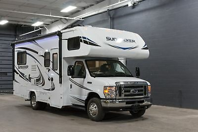 2018 Forest River Sunseeker 2290S Ford Class C Motorhome Forester 2291S RV 450