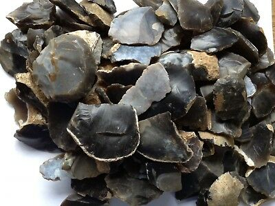 1.5 Kg Of Late Neolithic/Early Bronze Age Flint Tools/Blades And Debitage