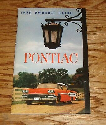 1958 Plymouth Owners Operators Manual 58