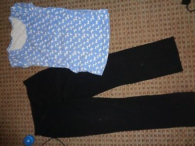 PAPAYA-ladies MATERNITY BUNDLE SIZE 10-12 MIXED ITEMS CLOTHES MULTI,TROUSERS top