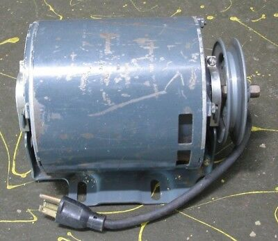 GE Electric Motor 115 V 1725 RPM Max. Dev. HP 1 for power tools