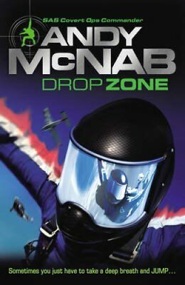 DropZone by Andy McNab 9780552560634 (Paperback, 2010)