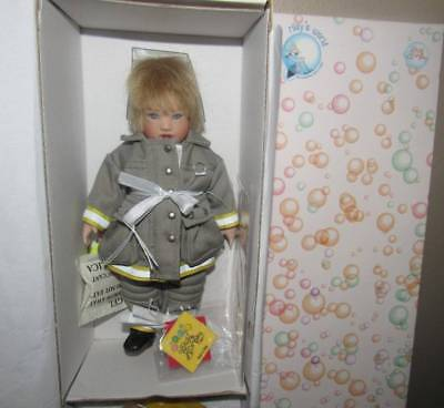 "Mint In Box Kish Roiley's World ""firefighter Dj Doll"""