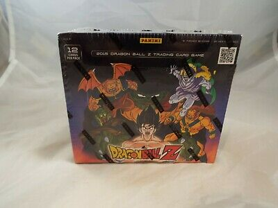 Dragonball Z Tcg Movie Collection Sealed Booster Box Of 24 Packs