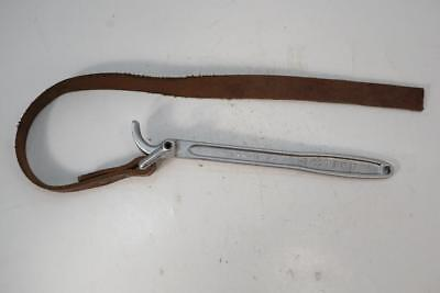Excellent Chrome Heyco Strap Wrench. No1327. W. Germany